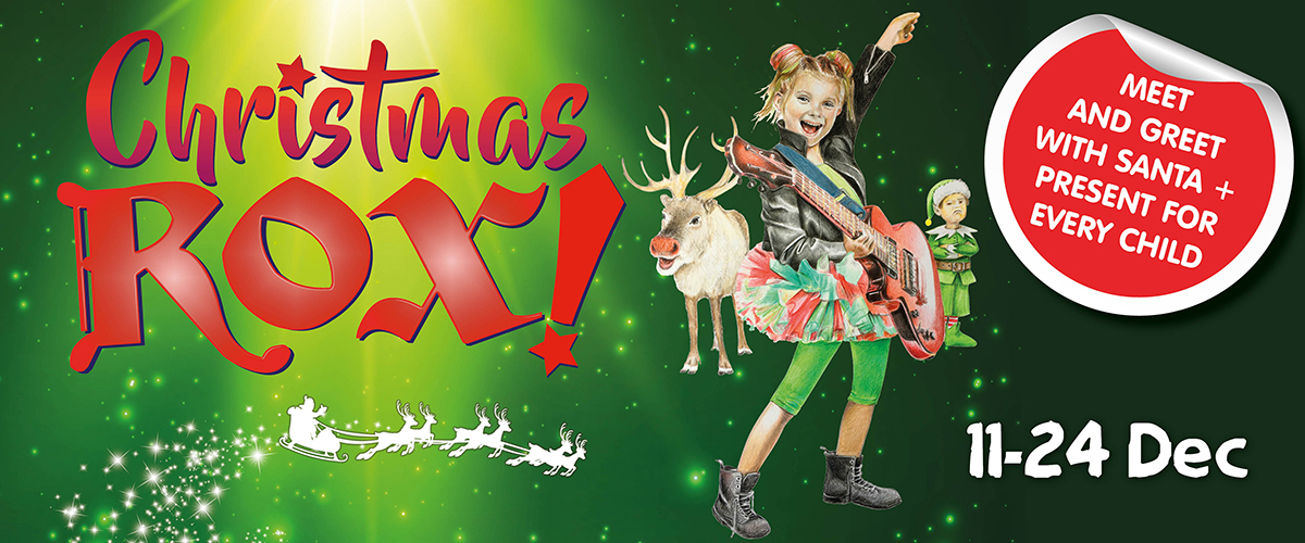 Christmas Childrens' show at The Woodville Gravesend