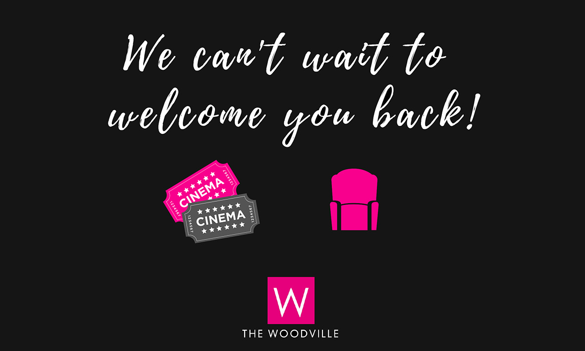 The Woodville cannot wait to welcome you back!