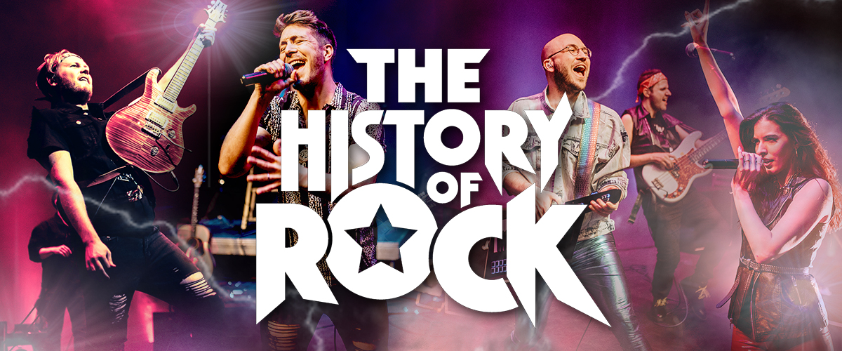 History of Rock at the Woodville, Gravesend